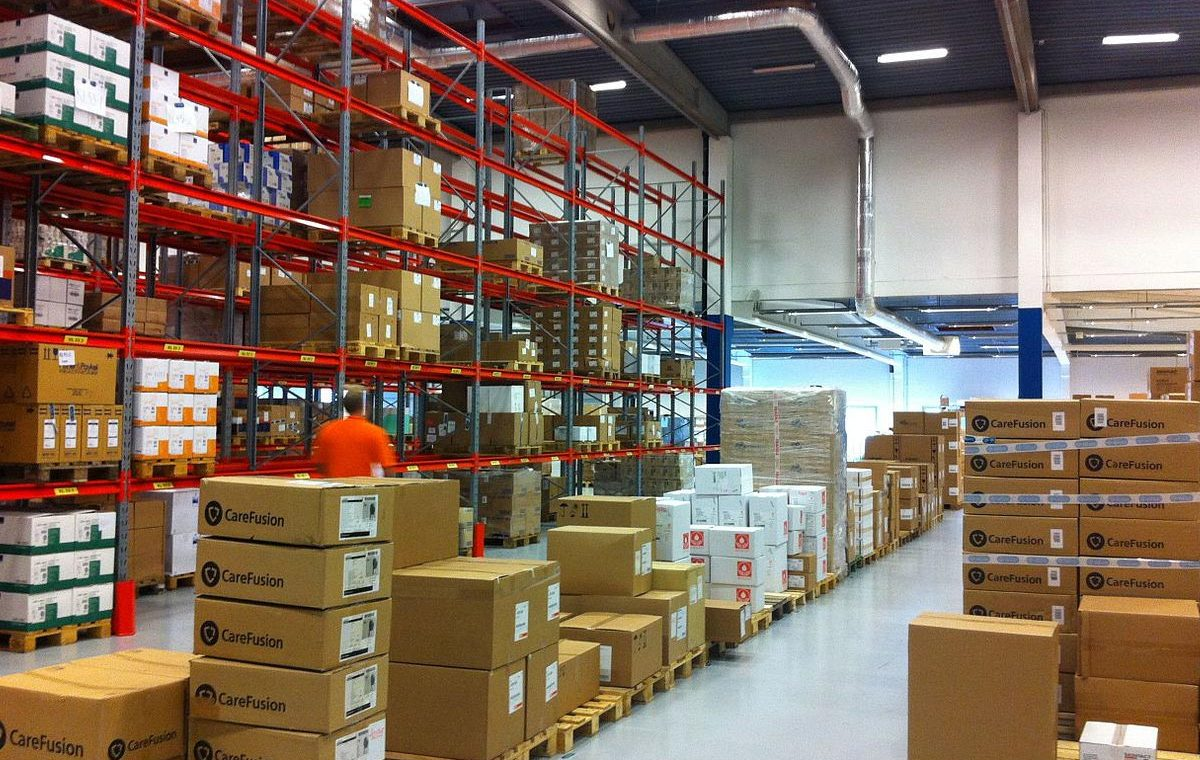 logistics&fulfilment
